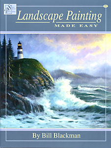 593 landscape painting made easy by bill blackman 40 off sale