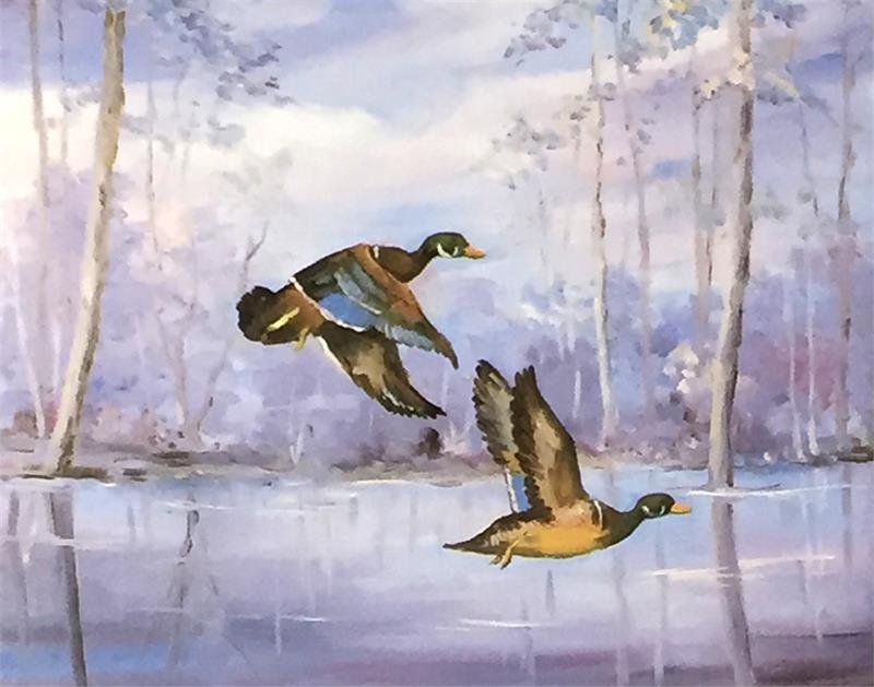 172 ducks and geese by jean lyles