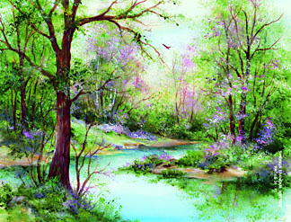 New 599 Season To Season Landscapes I Love To Paint
