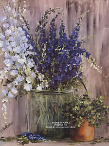 The Flower Market By Joyce Benner
