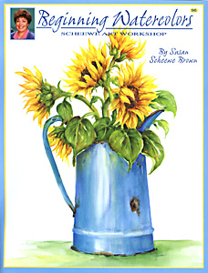 Oil Painting Books Susan Scheewe Presents Landscaping Flowers You Pick